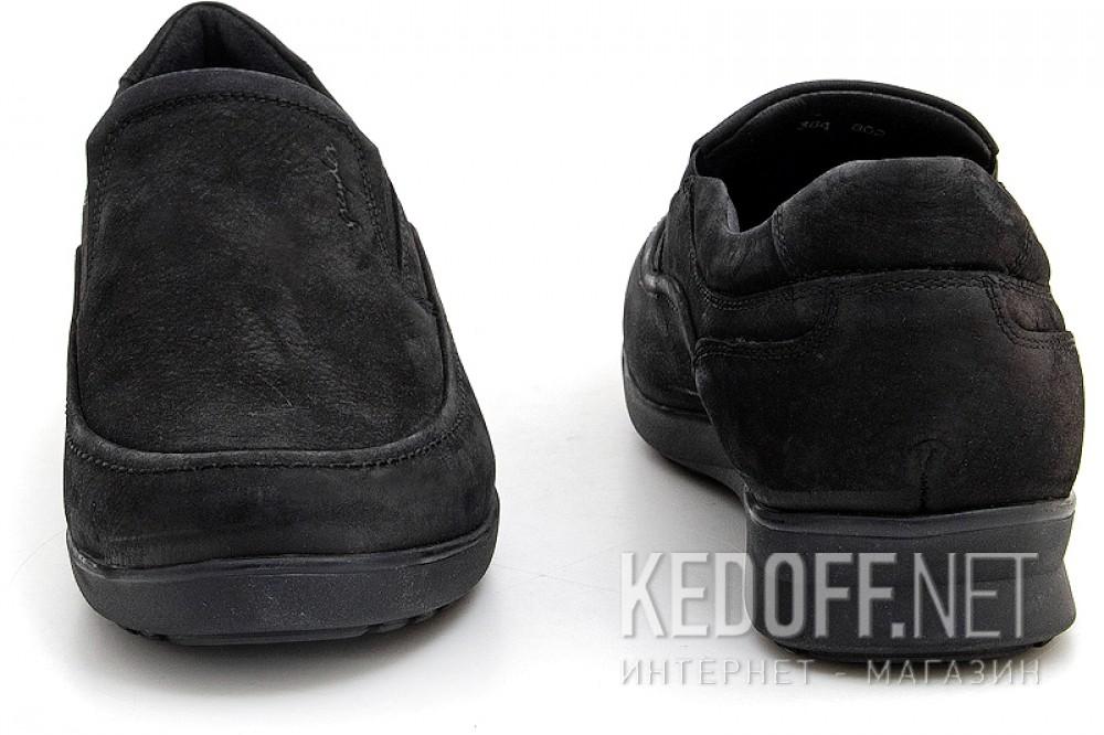 Мужские комфорт Greyder 02222-5081   (чёрный) купить Киев