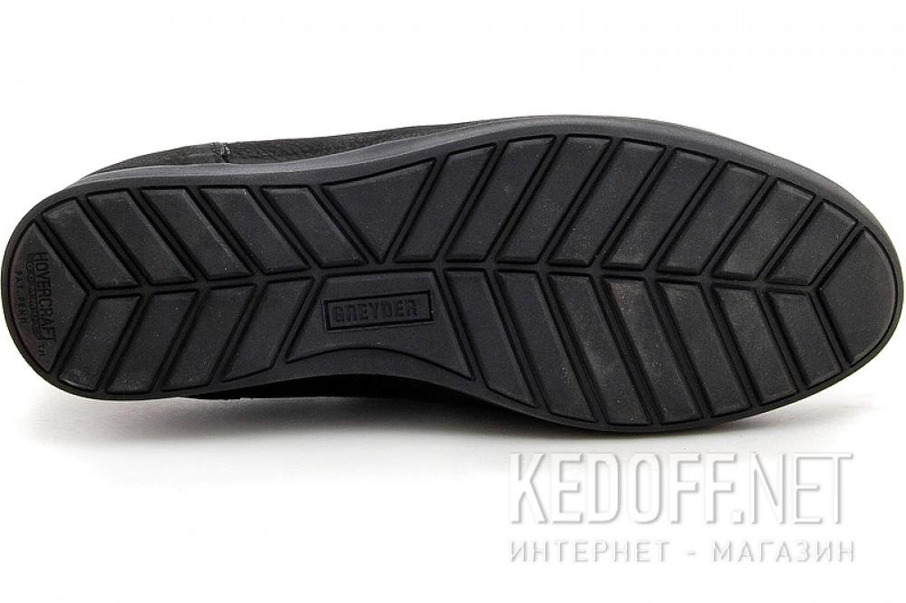 Цены на Мужские комфорт Greyder 02222-5081   (чёрный)