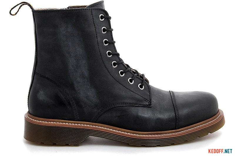 Чоловічі черевики Greyder 03051-5461 Сіросиня шкіра