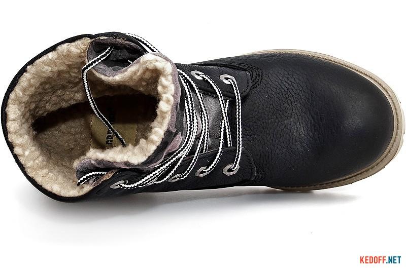 Ботинки Greyder 0794-51281 Черная натуральная кожа