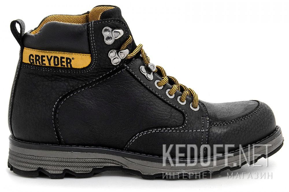 Ботинки Greyder Snake 10430-5271 Черные