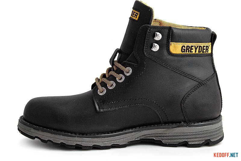 Черевики Greyder 10432-5651 Чорні