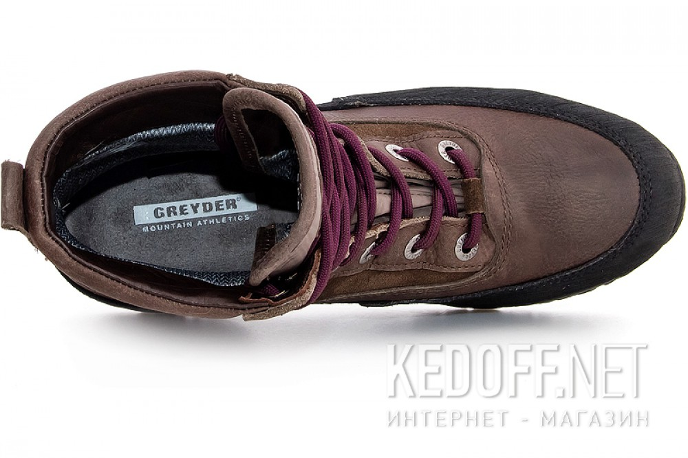 Жіночі спортивні черевички Greyder 10910-5539 На мембрані Sympatex