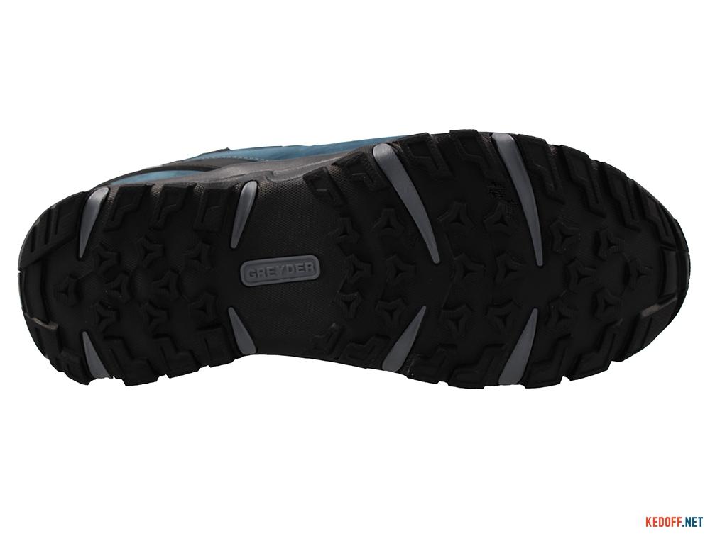 Термоботинки Greyder с мембраной Sympatex 11773-5029 Синий нубук