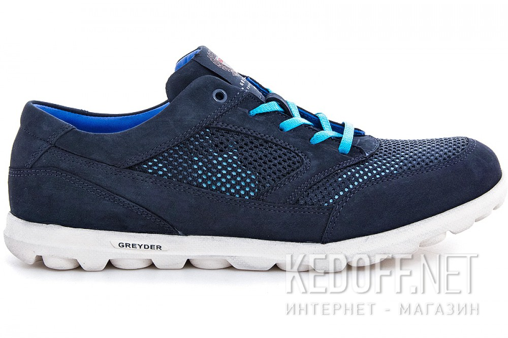 Men's shoes Greyder 3563-5442 Blue