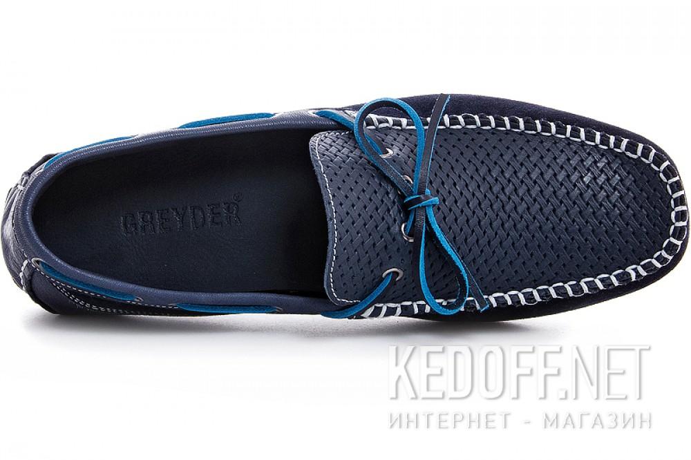 Мокасины Greyder 4210-5152 синие