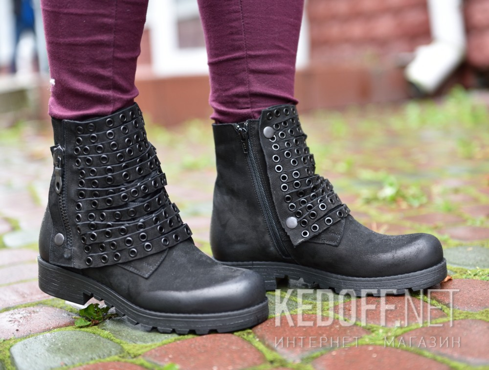 Ботинки Greyder 50513   (чёрный)