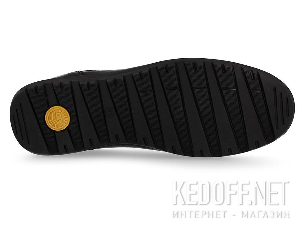 Чоловічі туфлі Greyder Antishok 60489 Black