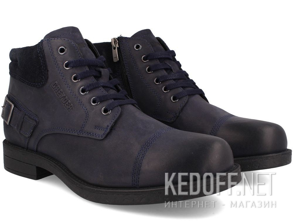 Мужские полуботинки Greyder 7K1KB12063-89 купить Украина