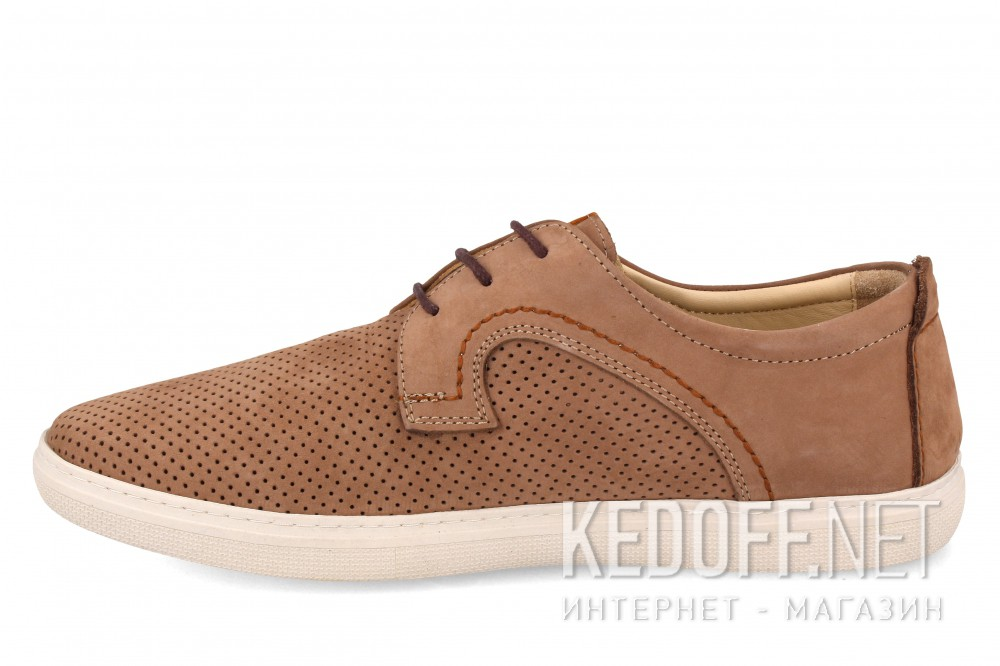 Мужские мокасины Greyder 7Y1CA60114-18   (светло-коричневый) купить Украина