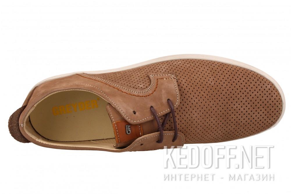 Оригинальные Мужские мокасины Greyder 7Y1CA60114-18   (светло-коричневый)