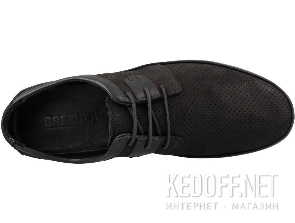 Мужские туфли Greyder 7Y1CA60130-27   (чёрный) купить Киев