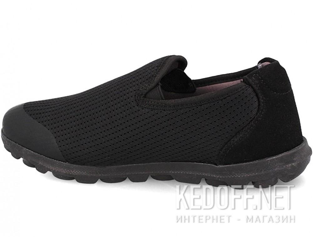 Мужские слипоны Greyder 7Y1ca61170-27   (чёрный) купить Украина