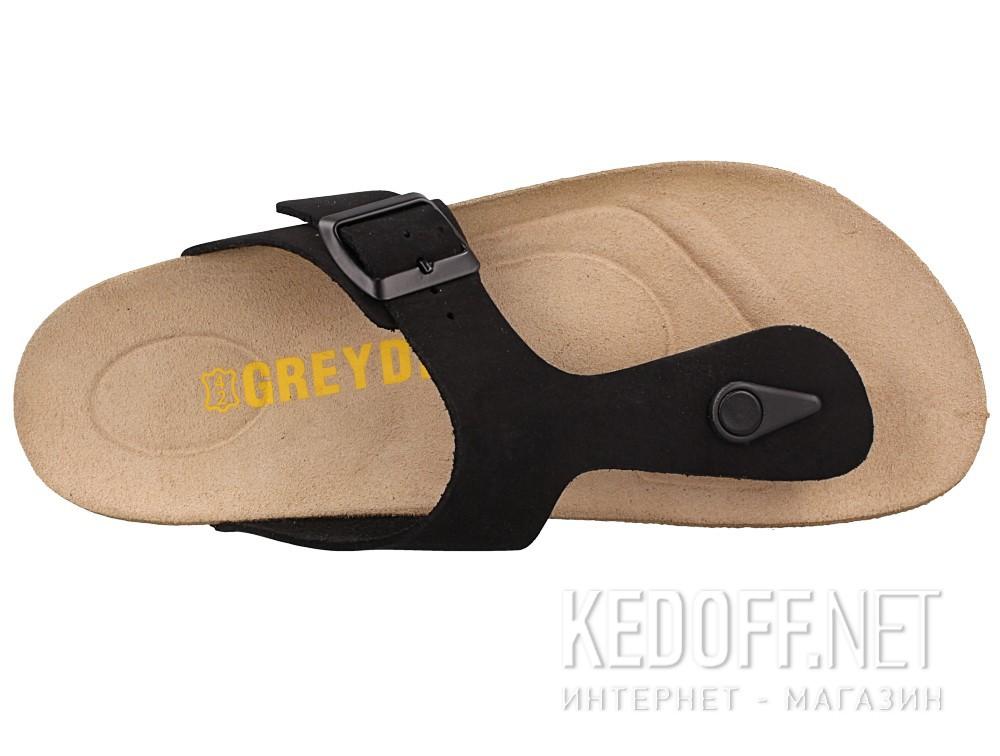 Оригинальные Мужские босоножки Greyder 7Y1ct50300-27   (чёрный)