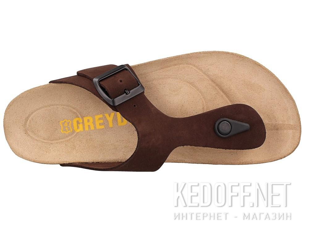 Оригинальные Мужские босоножки Greyder 7Y1ct50300-45   (коричневый)