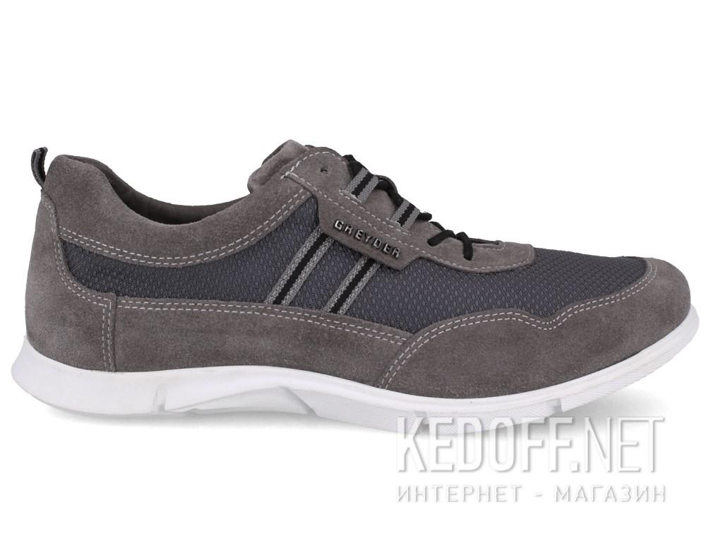 Мужские комфорт Greyder 7Y1TA12092-5229   (серый) купить Украина