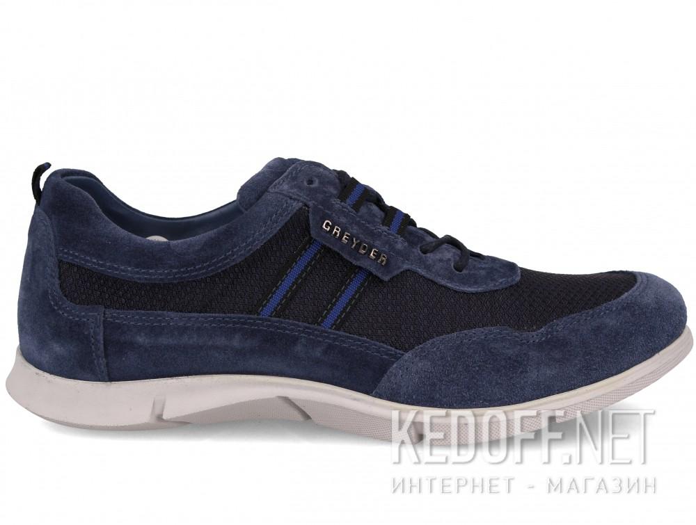 Мужские комфорт Greyder 7Y1TA12092-89   (тёмно-синий) купить Киев