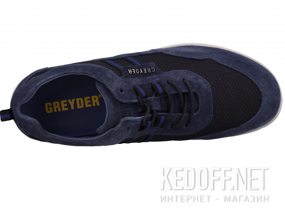 Оригинальные Мужские комфорт Greyder 7Y1TA12092-89   (тёмно-синий)