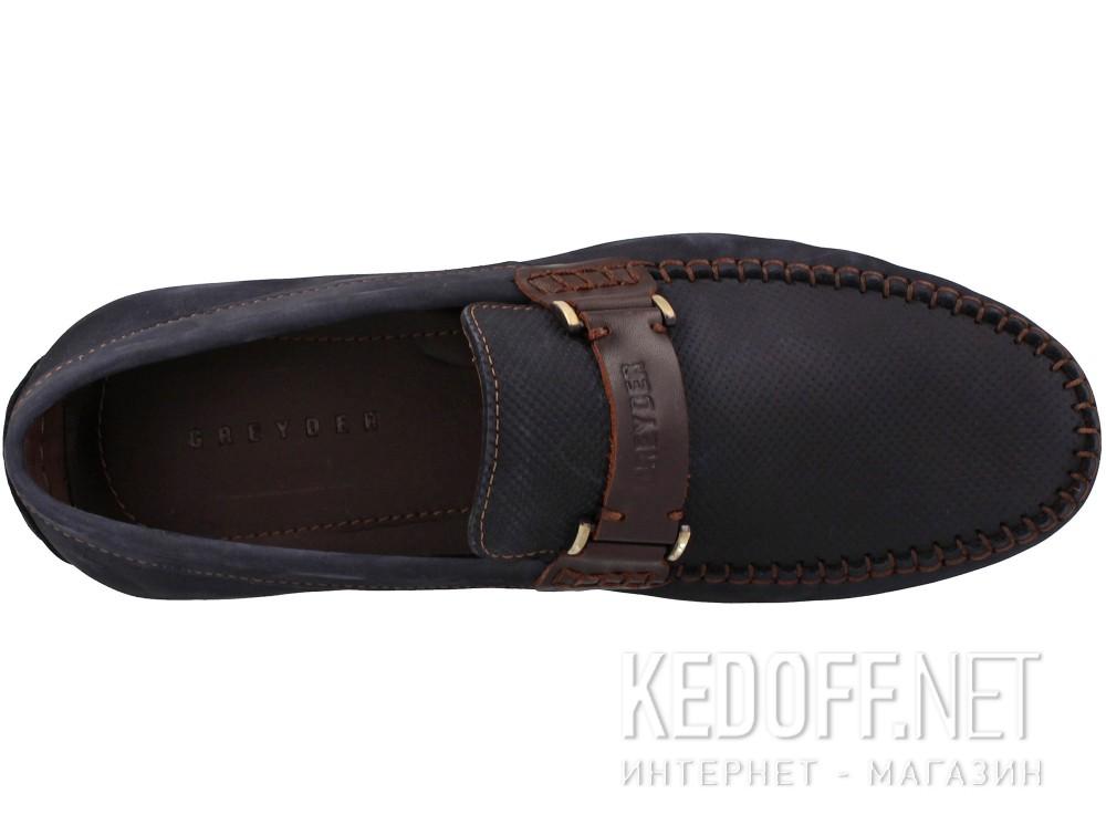 Оригинальные Мужские туфли Greyder 7YCA02502-5462   (тёмно-синий)