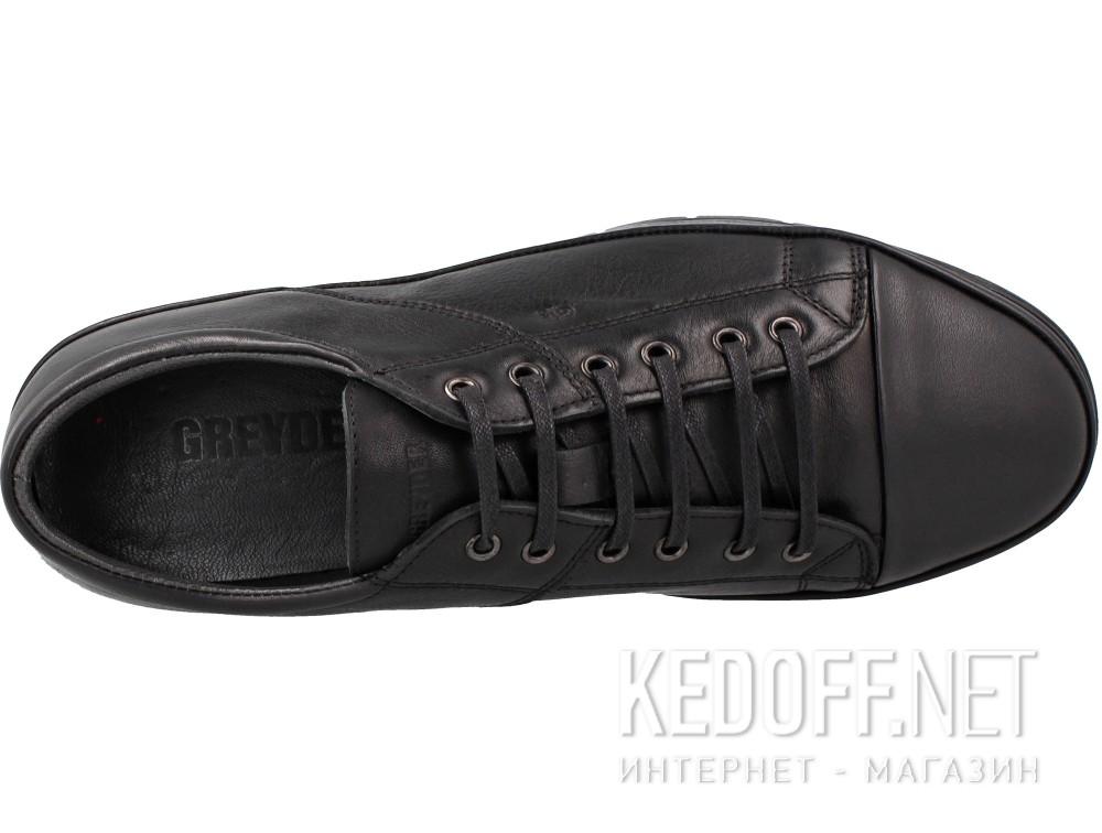 Оригинальные Мужские классические туфли Greyder 7YCA60340-27   (чёрный)