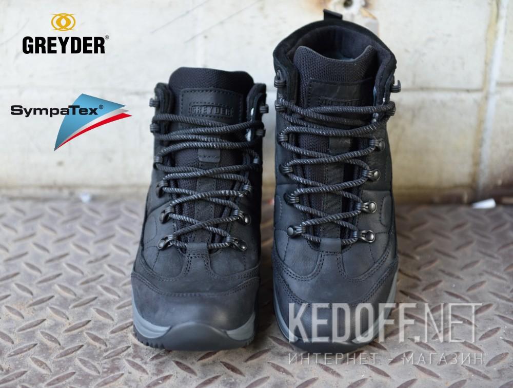 Доставка Ботинки Greyder Sympatex 01082-5081