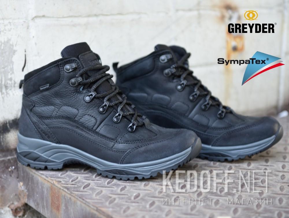Ботинки Greyder Sympatex 01082-5081  все размеры