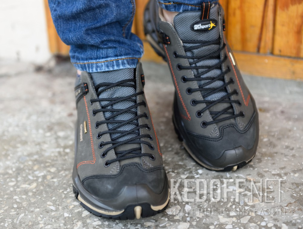 Low boots grisport Vibram 11927N27 Gritex Made in Italy описание