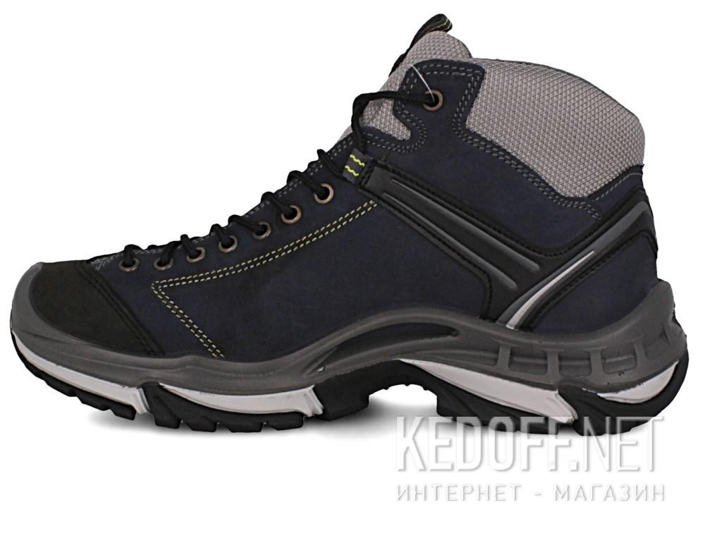 Мужские комфорт Grisport Gritex Vibram 11929-N87g Made in Italy   (тёмно-синий)