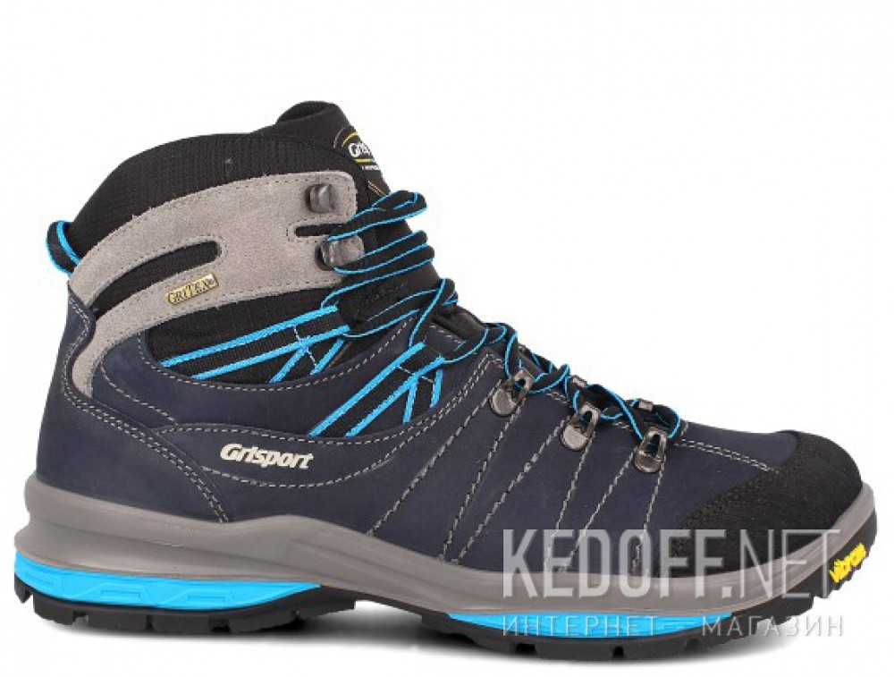 Ботинки Grisport Vibram 12523-N64G Made in Italy  купить Украина