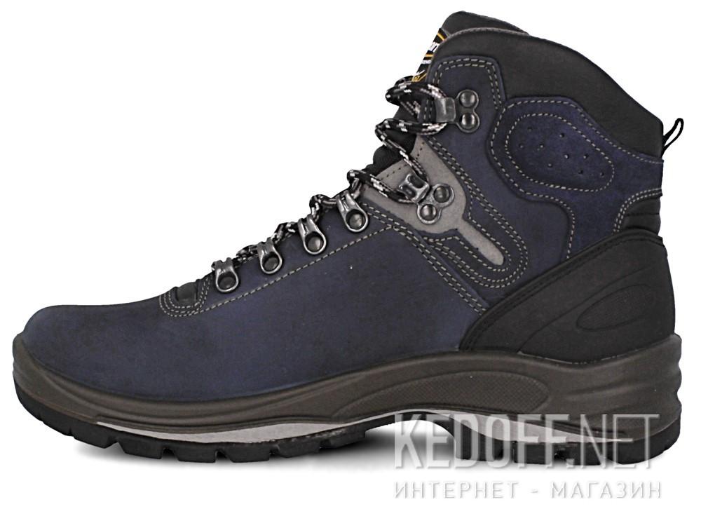 Мужские ботинки Grisport Gritex Vibram 12833-N20g Made in Italy   (синий) купить Украина