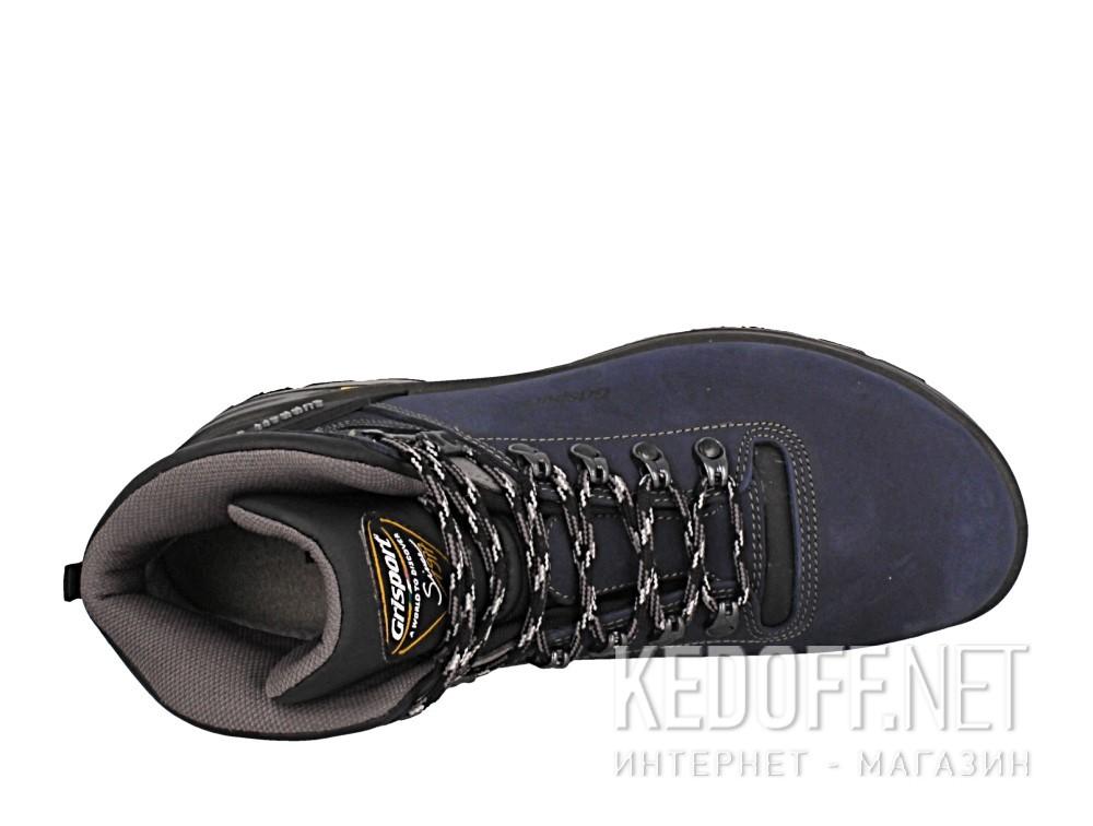 Мужские ботинки Grisport Gritex Vibram 12833-N20g Made in Italy   (синий) описание