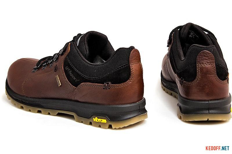 Чоловічі черевики Grisport 12907-O52G (коричневий) купити Україна