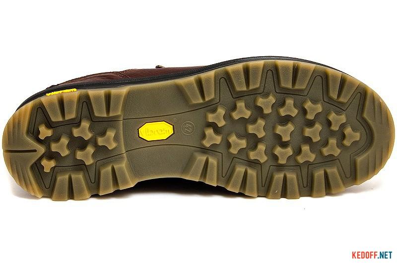 Чоловічі черевики Grisport 12907-O52G (коричневий) описание