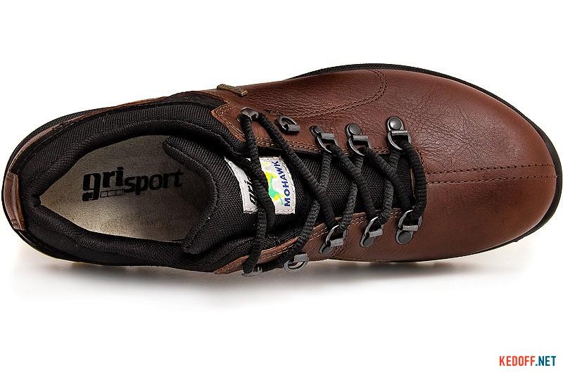 Цены на Чоловічі черевики Grisport 12907-O52G (коричневий)