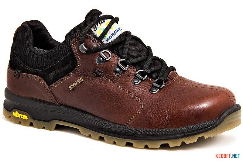 Купити Чоловічі черевики Grisport 12907-O52G (коричневий)