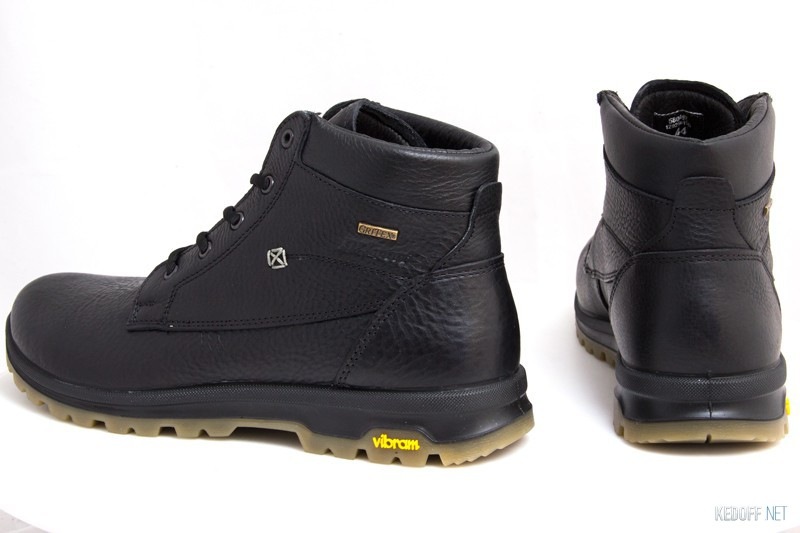 Мужские ботинки Grisport 12925-O15G   (чёрный) купить Украина