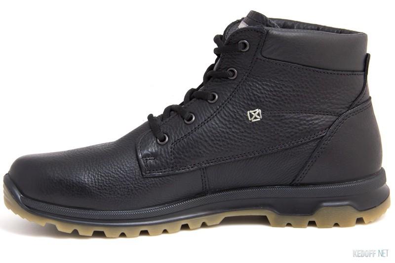 Мужские ботинки Grisport 12925-O15G   (чёрный) купить Киев
