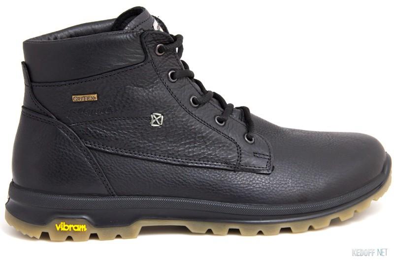 Оригинальные  Мужские ботинки Grisport 12925-O15G   (чёрный)
