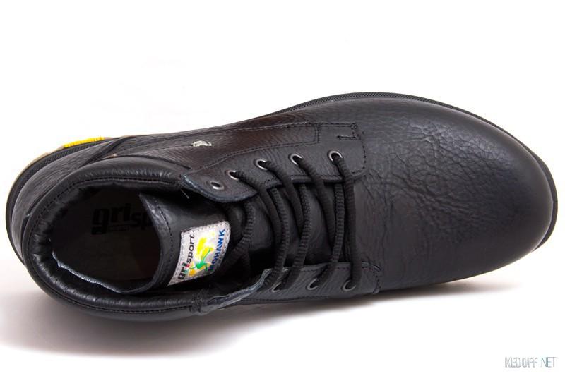 Мужские ботинки Grisport 12925-O15G   (чёрный) описание