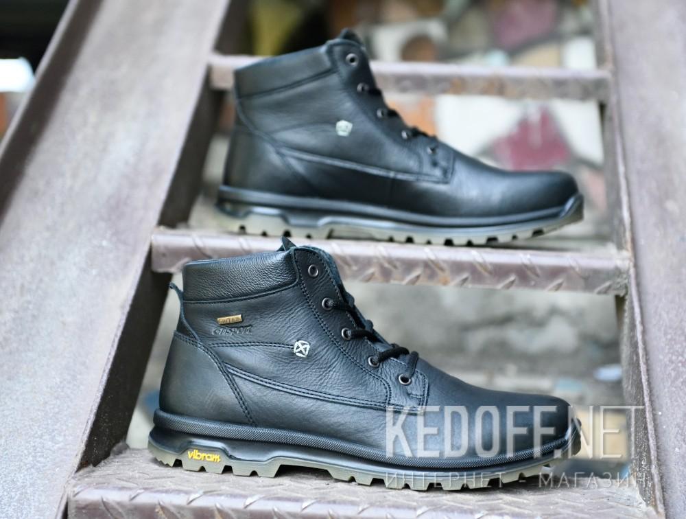 Доставка  Мужские ботинки Grisport 12925-O15G   (чёрный)