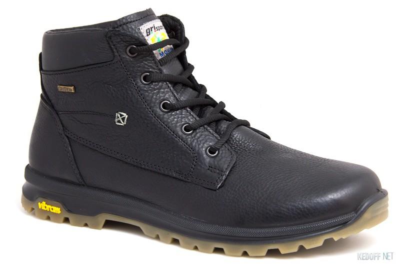 Купить  Мужские ботинки Grisport 12925-O15G   (чёрный)