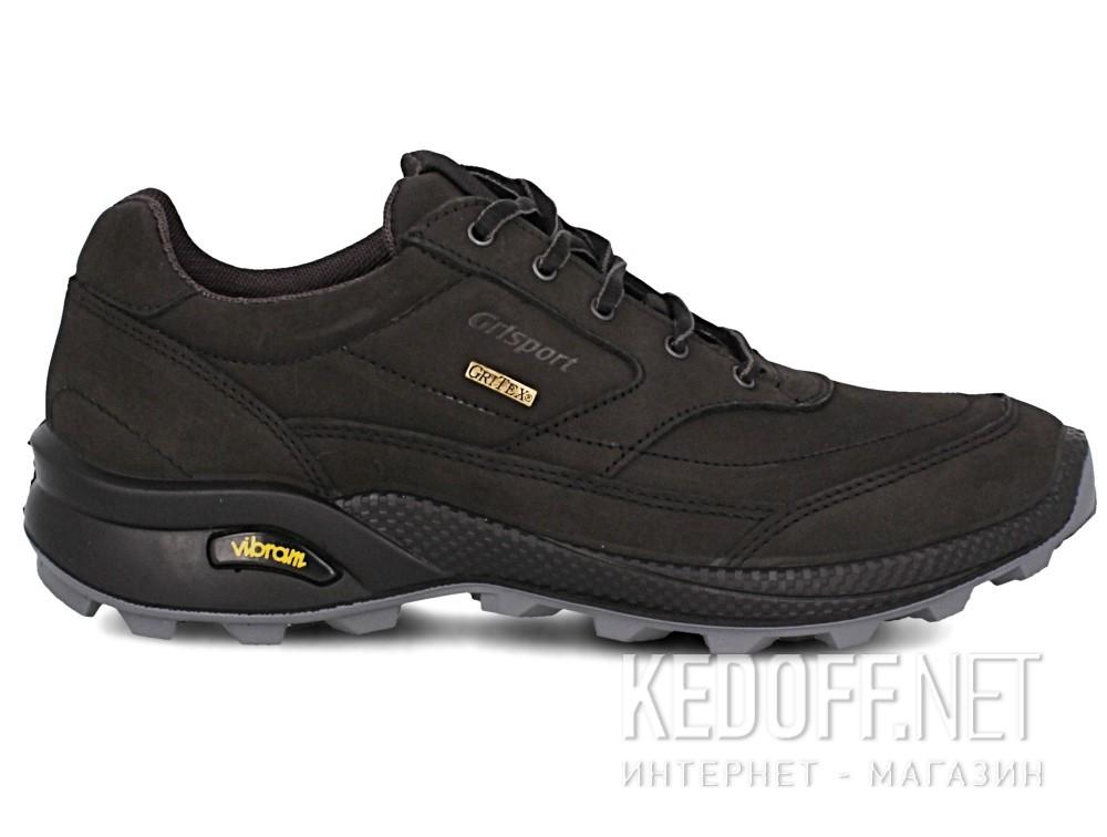 Мужские кроссовки Grisport Gritex Vibram 13109-S7g Made in Italy   (чёрный) купить Украина