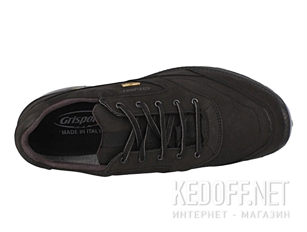 Мужские кроссовки Grisport Gritex Vibram 13109-S7g Made in Italy   (чёрный) описание