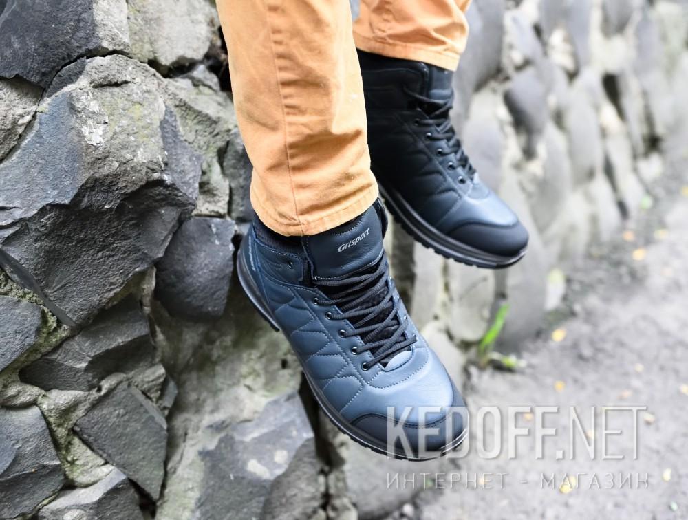 Доставка Мужские ботинки Grisport 13917-D13g   (тёмно-синий)