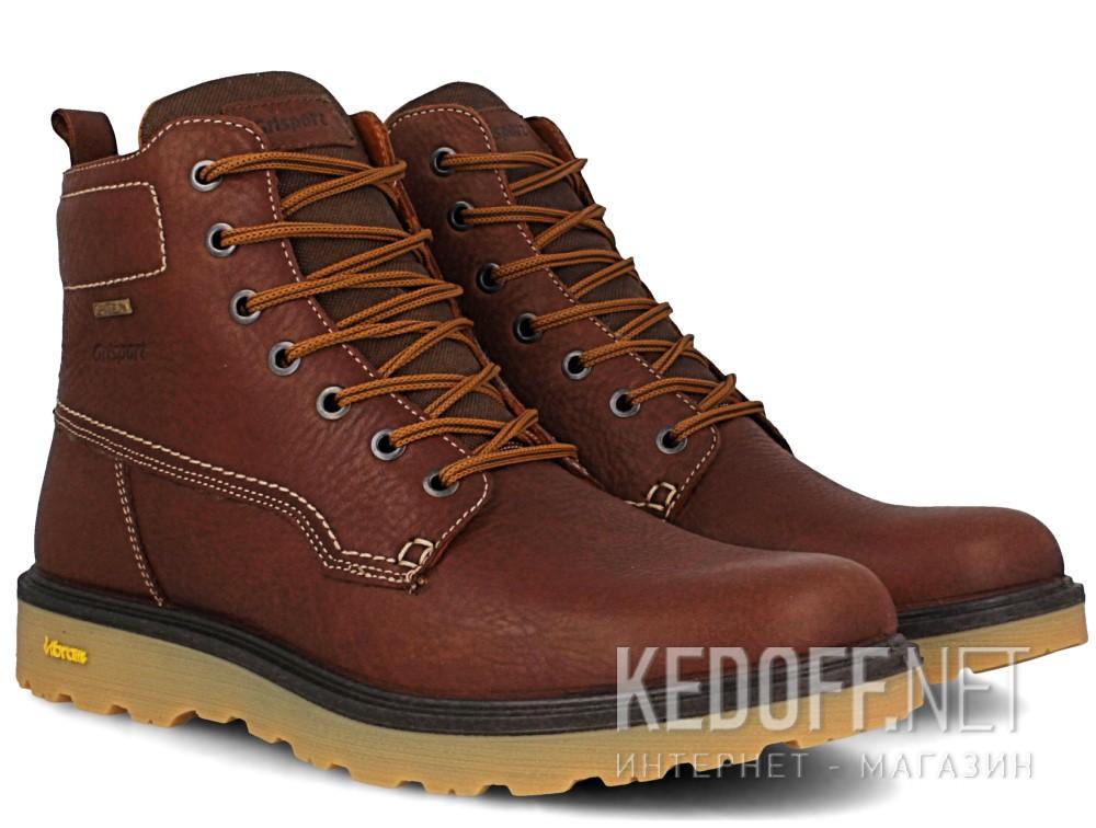Оригинальные Мужские ботинки Grisport Vibram Gritex 40203-O18lg Made in Italy