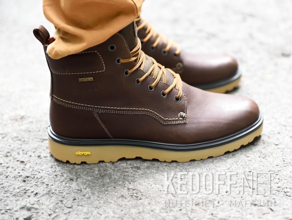 Мужские ботинки Grisport Vibram Gritex 40203-O18lg Made in Italy   все размеры