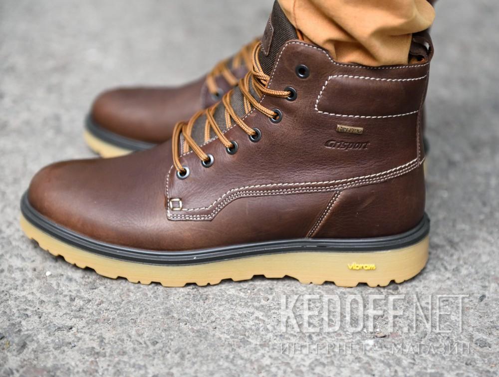 Доставка Мужские ботинки Grisport Vibram Gritex 40203-O18lg Made in Italy