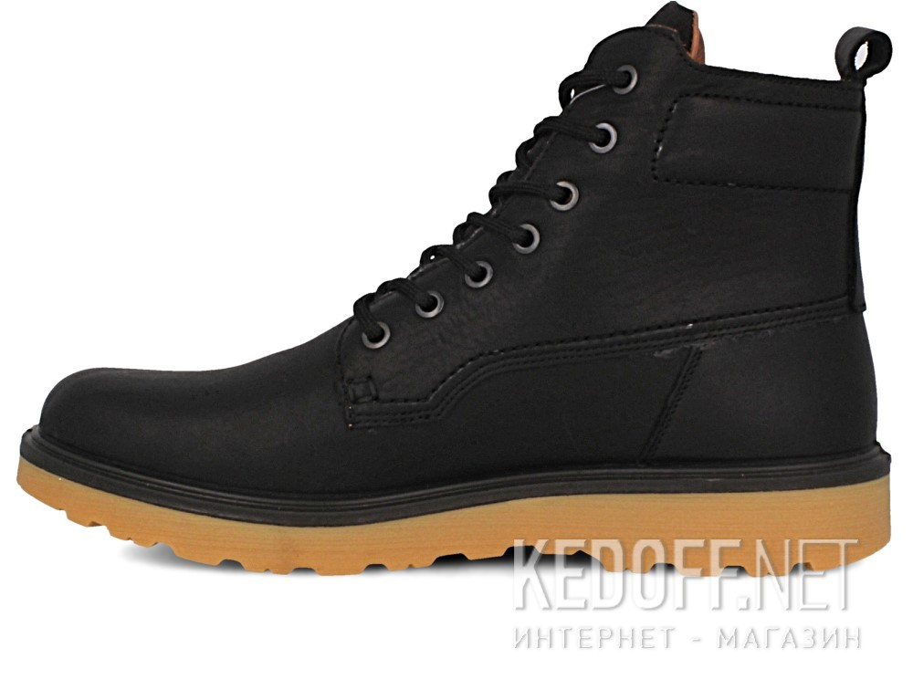 Мужские ботинки Grisport Vibram Gritex 40203-O59lg Made in Italy   (чёрный) купить Киев