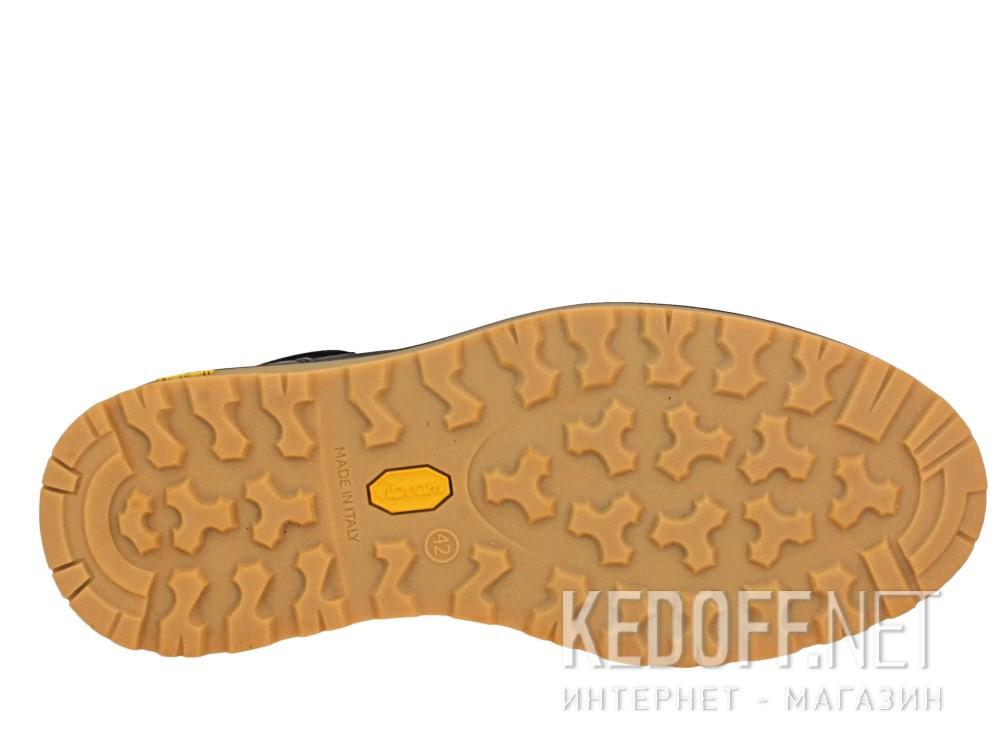 Мужские ботинки Grisport Vibram Gritex 40203-O59lg Made in Italy   (чёрный) описание