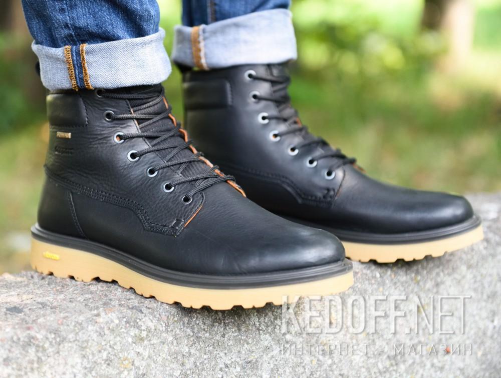 Доставка Мужские ботинки Grisport Vibram Gritex 40203-O59lg Made in Italy   (чёрный)
